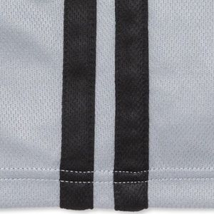 The Children's Place Bottoms - NWT PLACE Boys Gray Sport Side Stripe Shorts S 5/6